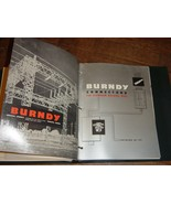 BURNDY Electrical 1950s Technical Guides Manuals Instructions  - $15.99