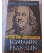 The Autobiography of Benjamin Franklin Soft Cover 1955 - $7.99