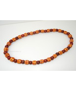WOODEN NECKLACE - $11.00