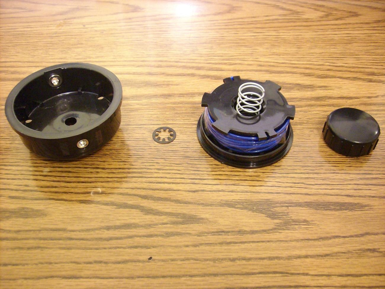 Bump Head Ryobi, Yard Machines 700R, 710R, 720R, 740R, 750R, 760R, 791-153577B