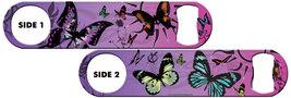 Designed Bottle Opener: Butterfly Kisses - 24 Colors + FREE Spinner Ring... - $12.99