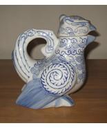 Blue & White Phoenix Tea Pot - $29.99