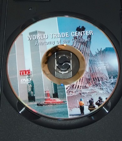 World Trade Center Anatomy of the Collapse DVD