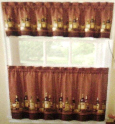 Wine Theme Wines Kitchen Curtains Curtains Drapes Valances