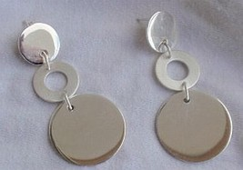 Beautiful dangling earrings  - $38.00