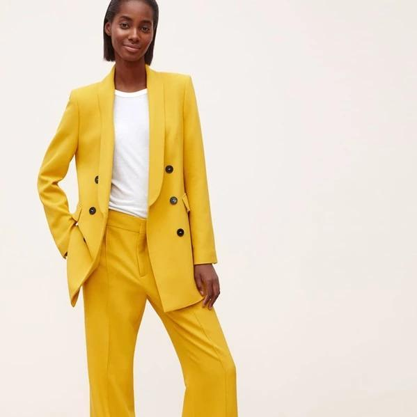 Suits for women suit jacket women fashion long sleeve suits women elegant tailored collar jacket