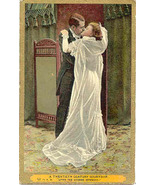 After The Wedding Ceremony Vintage Post Card - $5.00
