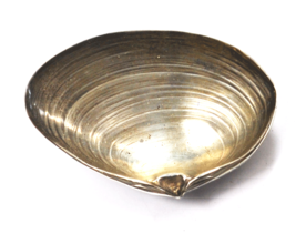 "Sterling Silver Wallace #393 Clam Candy Nut Dish 3-1/2"" x 2-1/4""  28g - $69.29"