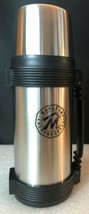 MARLBORO COUNTRY STORE STAINLESS STEEL THERMOS BOTTLE 1 LITER - $10.88