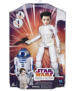 Star Wars Forces of Destiny Princess Leia Organa and R2-D2 Adventure Set - $17.95