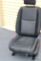 17-18 Nissan Rogue Front Left Driver Manual Seat - Black image 1