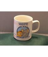 Older Garfield Vote Republican Coffee Mug By Enesco - $9.00