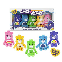 "NEW 2020 Care Bears - 9"" Bean Plush - Special Collector Set w Exclusive ... - $69.95"