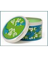 ANTHROPOLOGIE~ILLUME Candle BALSAM FIR-Green Retro HolidayTi - $22.99