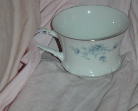 Fine Seyei China Cup Elegant Lady 7002