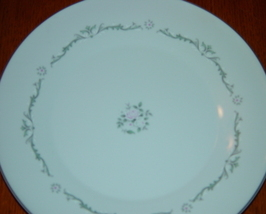 "Signature Collection Select Fine China Petite Bouquet DInner Plate 10"" - $8.95"