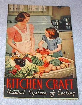 Primary image for Kitchen Craft National System of Cooking 1946 Recipe Cookbook