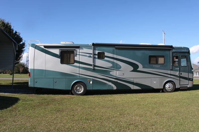 2006 Holiday Rambler Endeavor 40PDQ For Sale In Benton, AR 72019