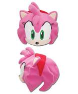 Sonic The Hedgehog Amy Costume Genesis Fleece Cap GE2332 *NEW* - $17.99