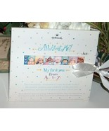 All About Me Keepsake Book for Baby's First Year - $15.00