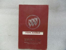 Buick Park Ave 1991 Owners Manual 14739 - $13.81