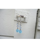Handmade Crystal Earrings - $0.00