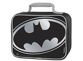 BATMAN LUNCHBOX FREE SHIPPING! INCLUDES WATER BOTTLE. - $18.95