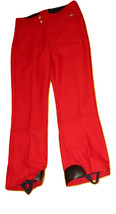 White Stag Ski Pants Size 35 Vintage Mens Red Snow  - $19.79