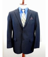 """BROOKS BROTHERS 346 """"STRETCH"""" Charcoal Gray Suit Jacket/Blazer Mens 41R ... - $29.30"""
