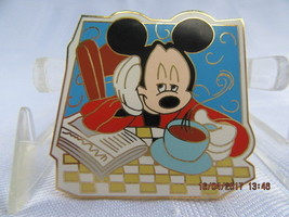 WDW 2005 MICKEY MORNING (SURPRISE RELEASE) PIN LIMITED ED 1000 - £9.71 GBP