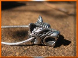 MOONSTAR7SPIRITS HALLOWEEN FREE werewolf pendant with 50.00 purchase - $0.00