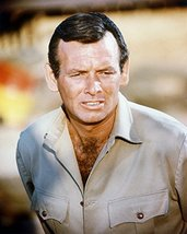David Janssen Late 1960'S Rare Tv Color 16X20 Canvas Giclee - $69.99