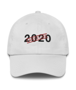 2020 Cancelled White & Blue Caps - $28.99