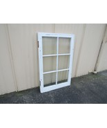 Handcrafted Antique Exterior True Divided Window Type E 37 1/2in x 24in ... - $104.39