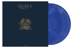 Queen - Greatest Hits 2 Exclusive Limited Edition Blue Color 2x Vinyl LP - $60.99