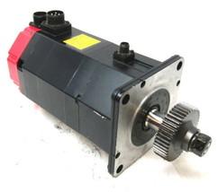 Fanuc A06B-0143-B675 AC Servo Motor 200V 12A 3000r/min 2.8Kw 3 Phase a12... - $297.00