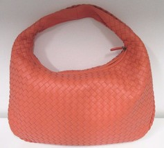 BOTTEGA VENETA  Corallo Medium Vesuvio Intrecciato Nappa Bag - Never Used! - $1,499.99