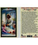 A Caregivers Laminated Prayer Card - Item EB147 - Catholic Laminated - $2.23
