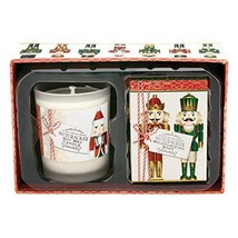 Michel Design Works Candle and Soap Gift Set, Nutcracker - $19.43