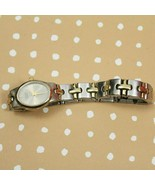 Citizen Women's Quartz Silver Gold Two Tone 5930-S004578 Analog Bracelet... - $29.59