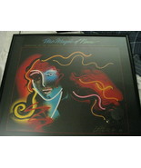 "Vtg 83' Artist Signed & Dated Lakich, Lili ""Venus"" The Magic of Neon Art... - $292.05"