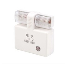 Nightlight LED Night Wall Light Control Automatic Lamp 110-240V A11