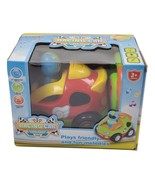 Toy Life Toddler Remote Control Race Car Music and Lights Electric Radio... - $12.59