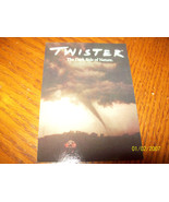 TWISTER MOVIE PROMO TRADING CARD - $6.00