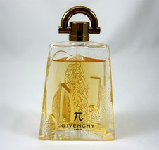 Givenchy Mens Pi After Shave Aftershave Splash 100 ml 3.3 fl oz Paris France - $39.99