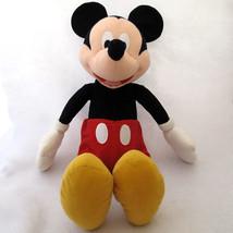 Disney Mickey Mouse Plush 22 Inch - $12.99