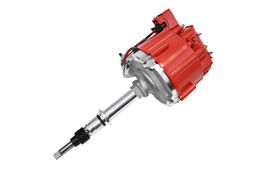 AMC JEEP 232 258 4.0 4.2 6 CYL HEI  DISTRIBUTOR 65K Volt RED image 6