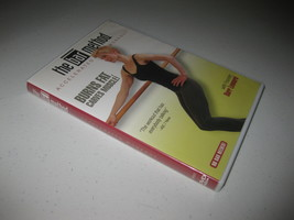 BAR METHOD Accelerated Workout Burn Fat Carve Muscle Fitness DVD Burr Le... - $14.84