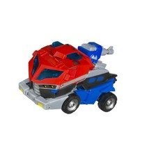 Hasbro Transformers Animated Voyager Optimus Prime Earth Mod - $234.99