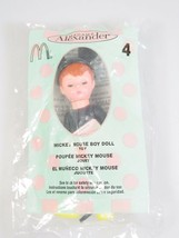 Mickey mouse boy doll Madame Alexander miniature - $15.99